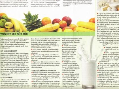 Doymak İçin Değil Sağlık İçin Yemek (Bölüm 2)