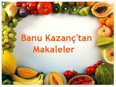Banu Kazanç'la Diyet