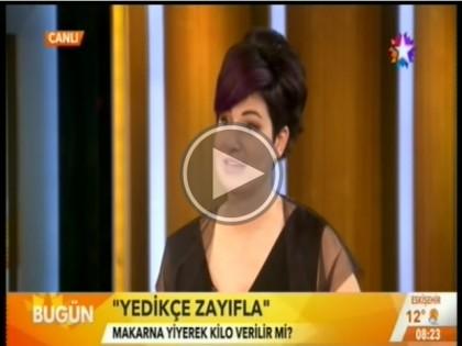 """Banu Kazanç, StarTV'de """"Ece Belen Atrek ile Bugün"""" Programına Konuk Oldu"""