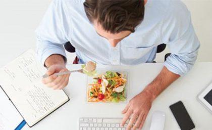 Beslenme Tarzı İş Verimini Etkiliyor