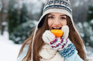 Kışın Üşümemek İçin Nasıl Beslenelim