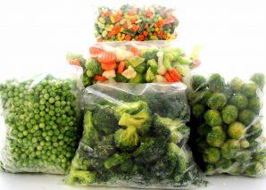 Dondurulmuş Gıdalara Bir Bakış