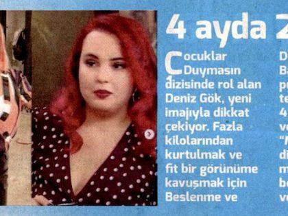 4 Ayda 20 Kilo