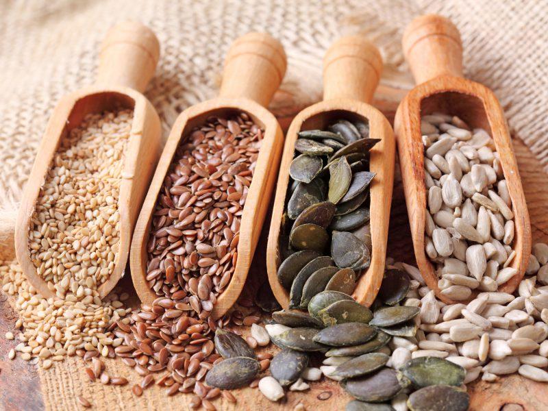 Yaşam Kaynağı; Yağlı Tohumlar