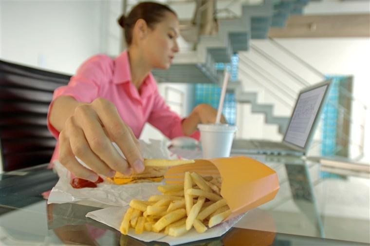 Kötü Beslenme Sigaradan Daha Zararlı