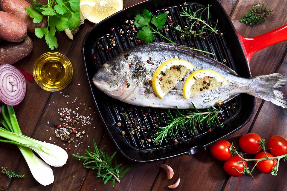 Balıklar Tezgâhlarda Yerini Aldı