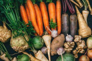 Toprak Altında Yetişen Sebzelerin Mevsimindeyiz