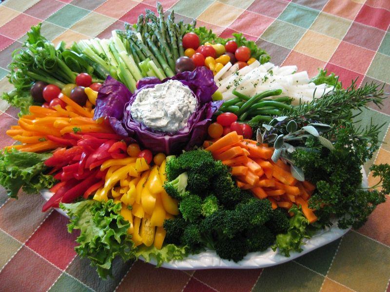 Günde Bir Öğün, Tabağınız Sebzelerden Oluşsun